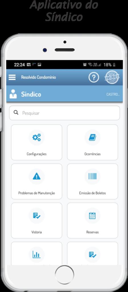 App do síndico